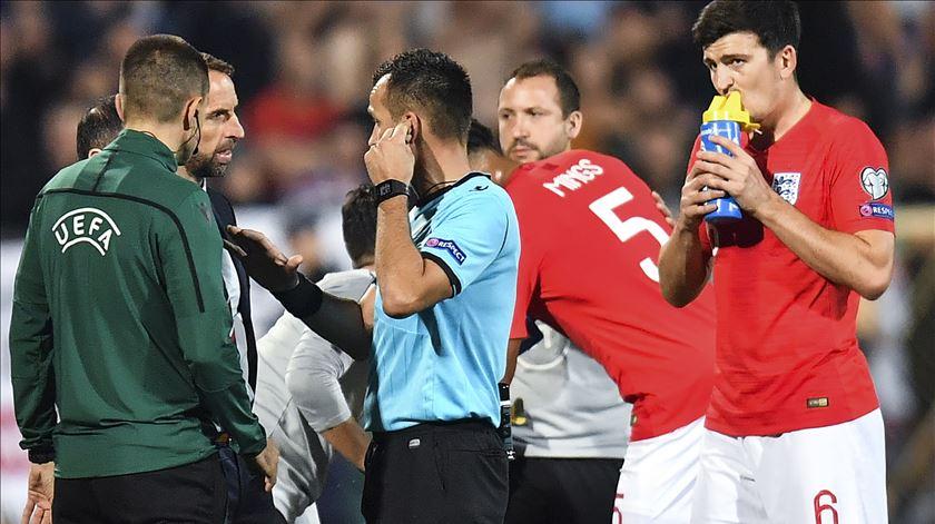 Racismo. UEFA abre processos a Bulgária e Inglaterra