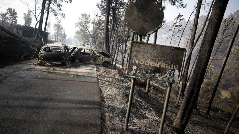 Incêndios. 136 feridos graves já pediram indemnização