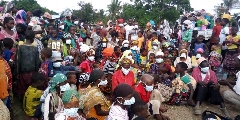 Ano letivo começa sexta, mas há milhares de crianças que não vão conseguir ir à escola. Foto: Facebook Irmã Blanca
