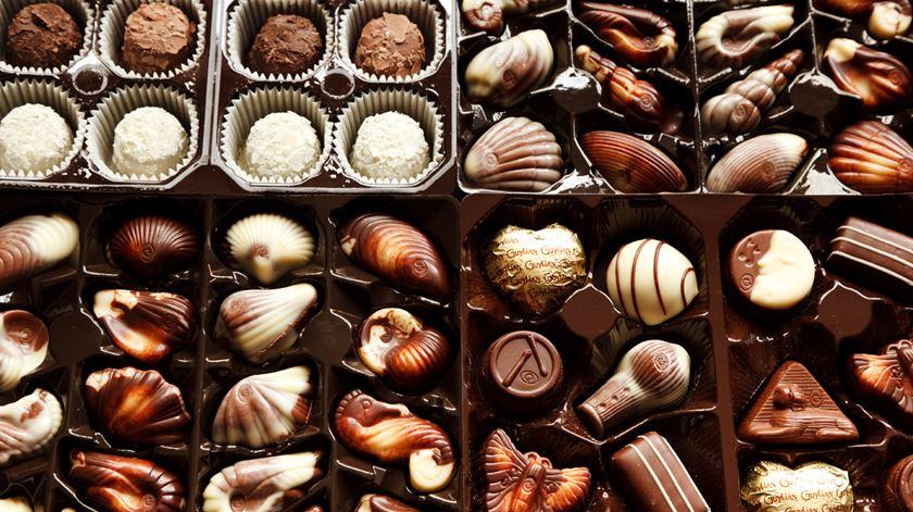 O Mundo em Três Dimensões - Chocolates - 11/12/2017