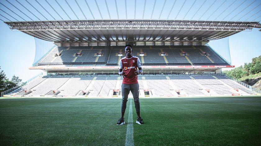 """Braga contrata Cajú à antiga """"casa da mãe Joana"""""""