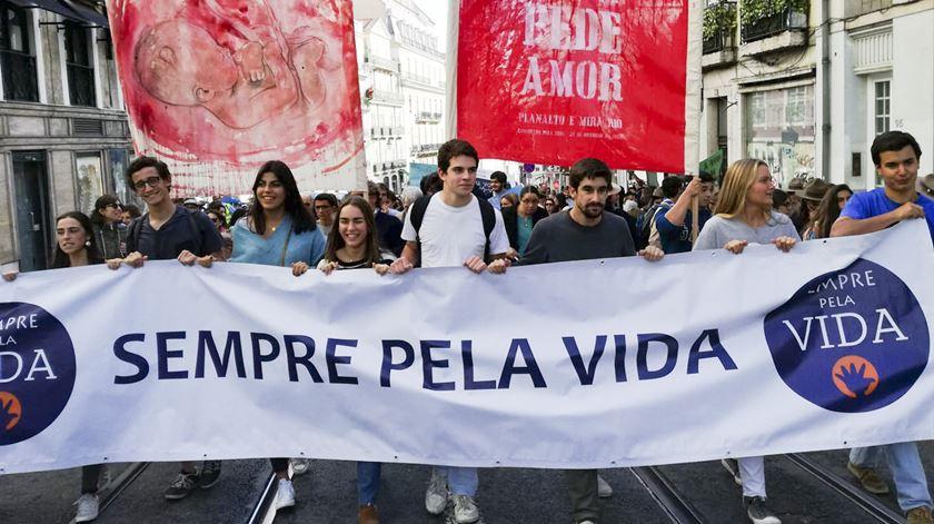 Foto: Caminhada pela Vida/Facebook