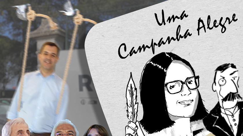 Uma Campanha Alegre: Rui Rio sabe o que fizeste no verão passado