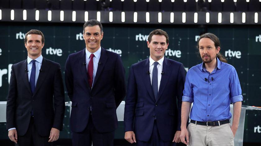 Do separatismo ao nacionalismo. Quem são os principais candidatos das eleições em Espanha?