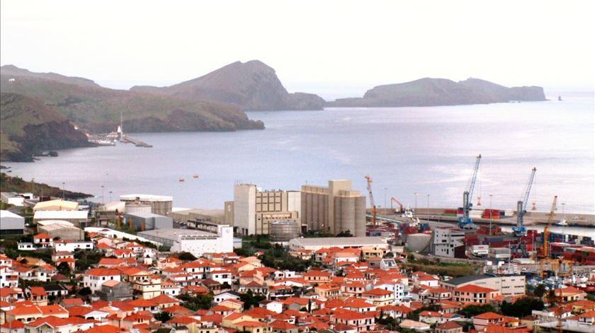 Zona Franca da Madeira, Caniçal. Foto: D.R.