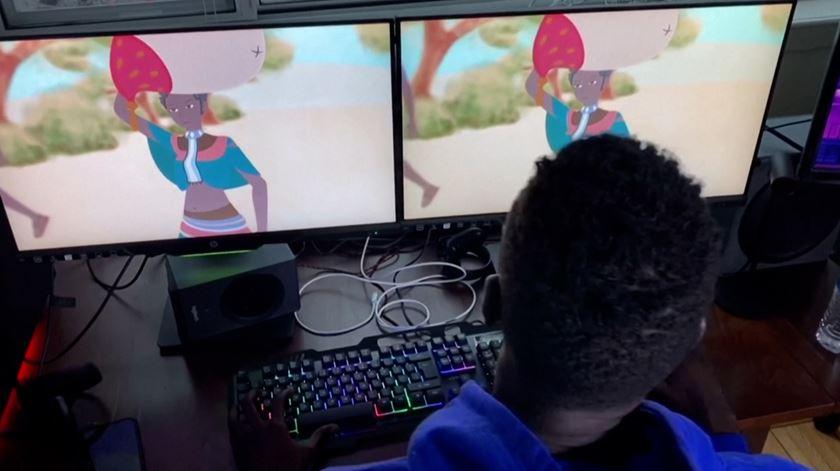 Viveu 22 anos num campo de refugiados. Agora criou um jogo para nos pôr na pele dele