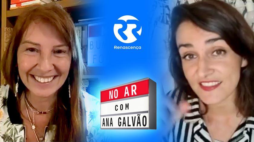 """Bumba na Fofinha """"No Ar"""" com Ana Galvão"""