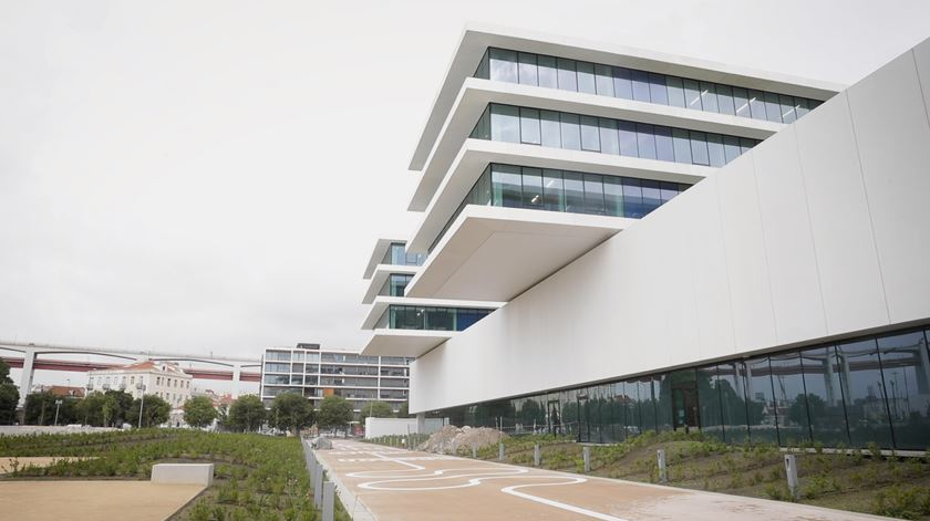 Um novo hospital em tempos de Covid-19