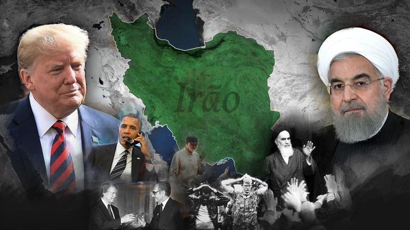 Irão e Estados Unidos já foram amigos. Como chegámos aqui?