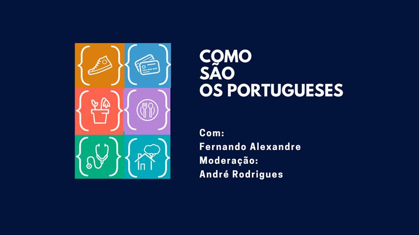 Como são os Portugueses - Aqui Entre Nós (episódio 10)