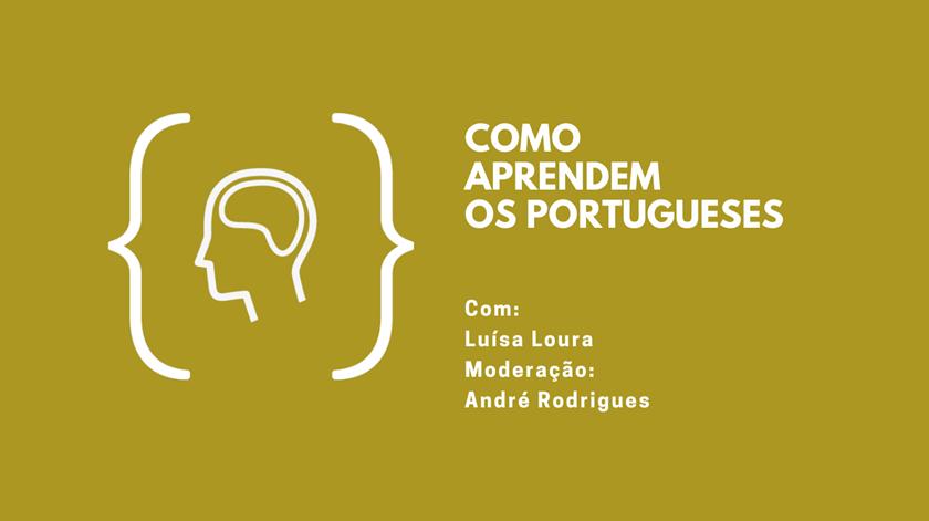 Como Aprendem os Portugueses - Aqui Entre Nós (episódio3)