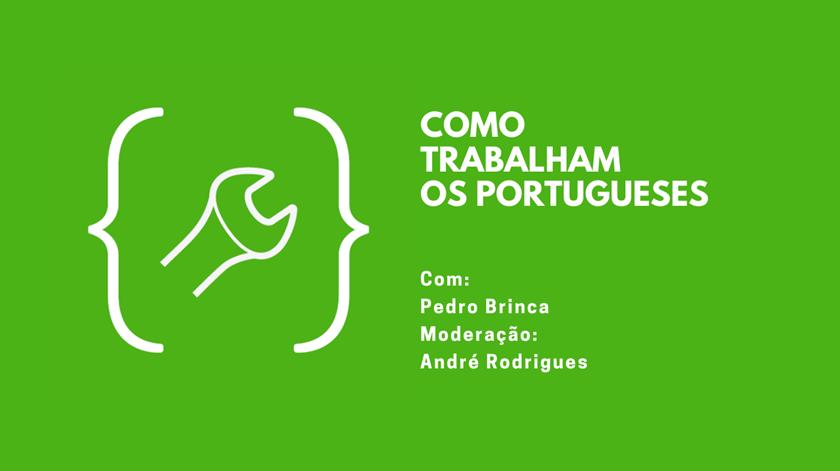 Como Trabalham os Portugueses - Aqui Entre Nós (episódio 4)
