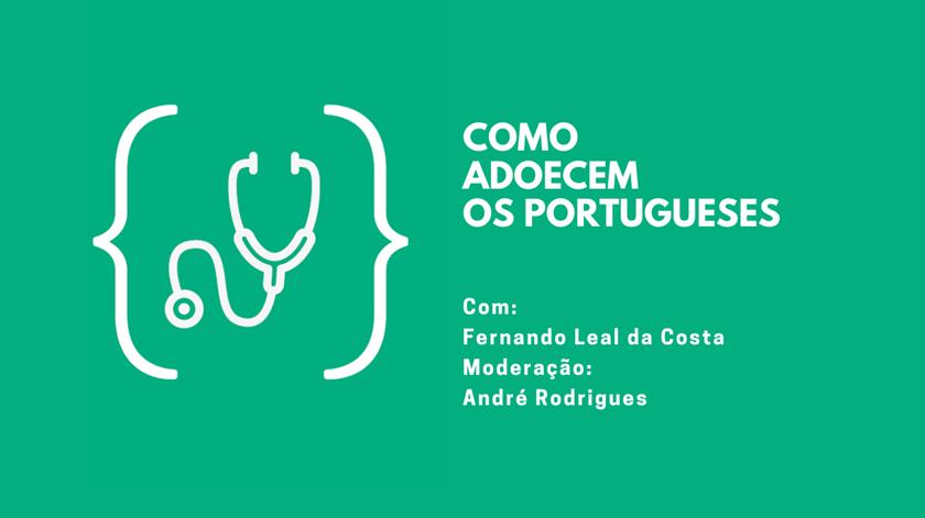 Como Adoecem os Portugueses - Aqui Entre Nós (Episódio 5)