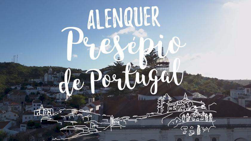 De 1 a 23 de Dezembro, visite Alenquer e o seu Presépio Monumental