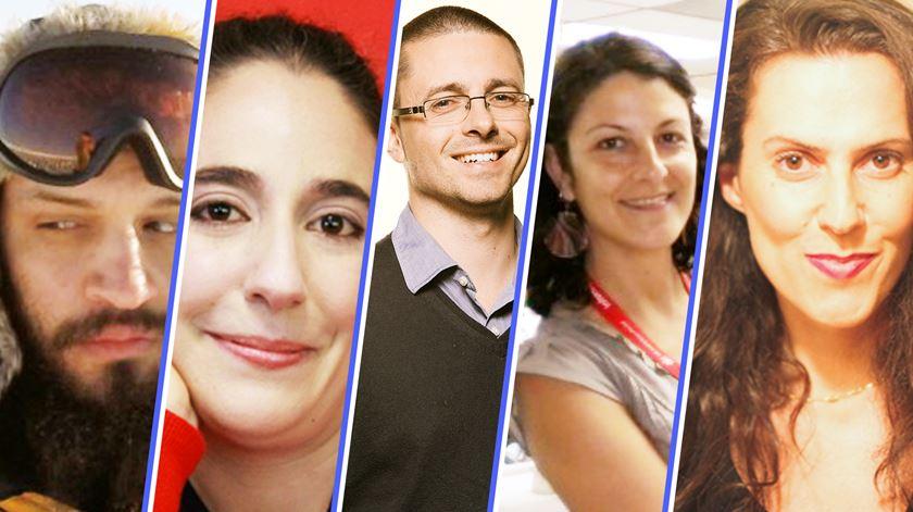 Os cientistas portugueses pelo mundo