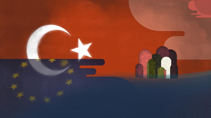 Encalhados na Turquia