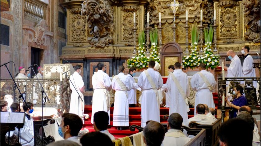Diocese do Porto com seis novos padres e três diáconos