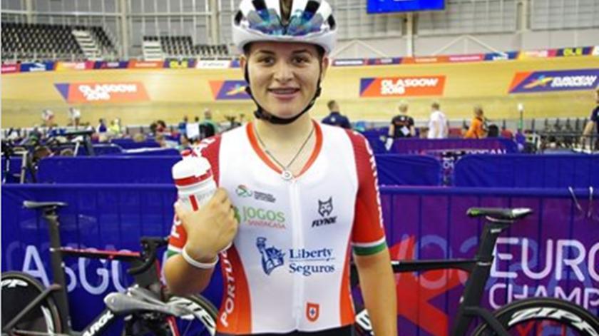 Ciclismo. Medalha de bronze para Portugal
