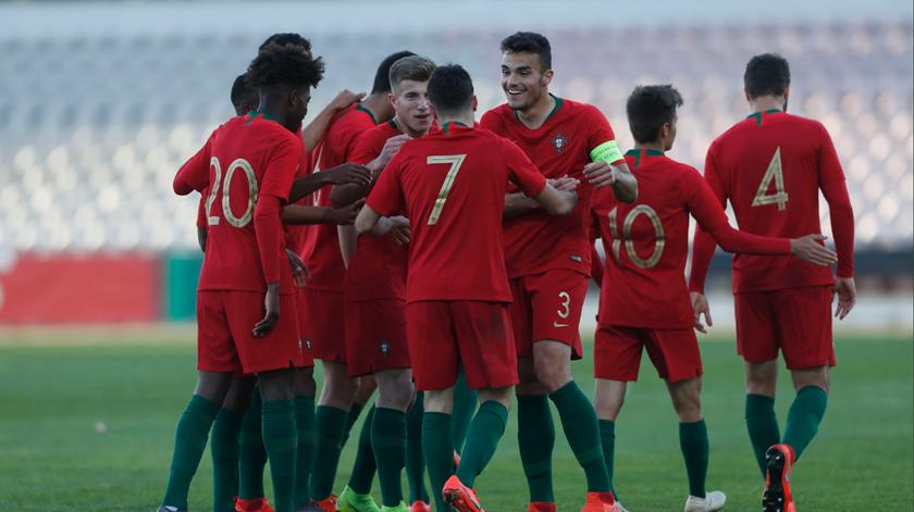 Portugal vai poder revalidar o título no Europeu de sub-19