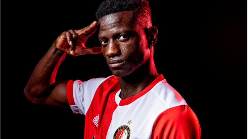Edgar Ié é reforço do Feyenoord