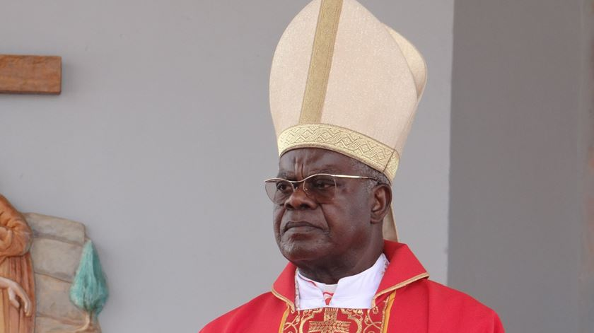 Cardeal Laurent Monsegwo, arcebispo de Kinshasa. Foto: DR
