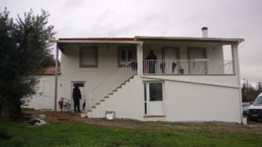 Cáritas de Coimbra conclui entrega de casas às vítimas do incêndio de Pedrógão