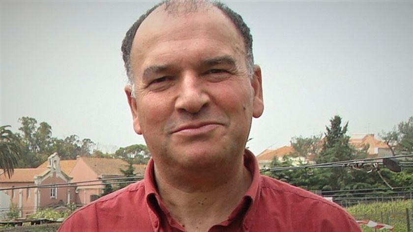 Professor Carlos Lopes, do ISA. Foto: DR