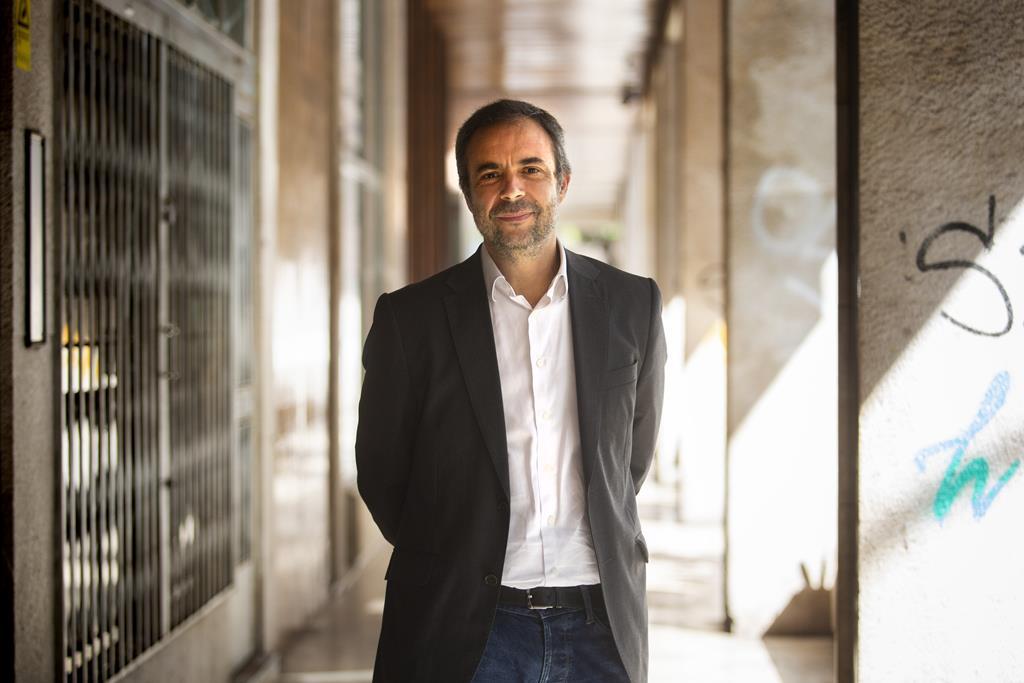 Renato Carmo, professor universitário no ISCTE e diretor do Observatório das Desigualdades. Foto: Joana Bougard/RR