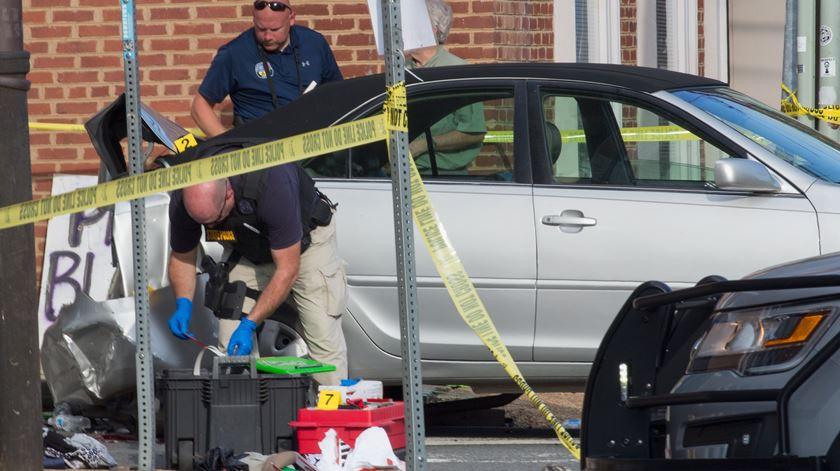 O que sabemos sobre o ataque de Charlottesville