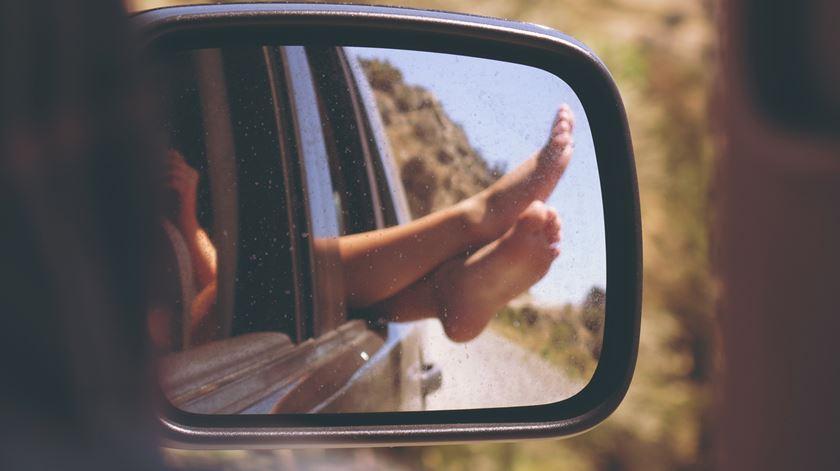 Vamos de férias? De carro ou de avião?