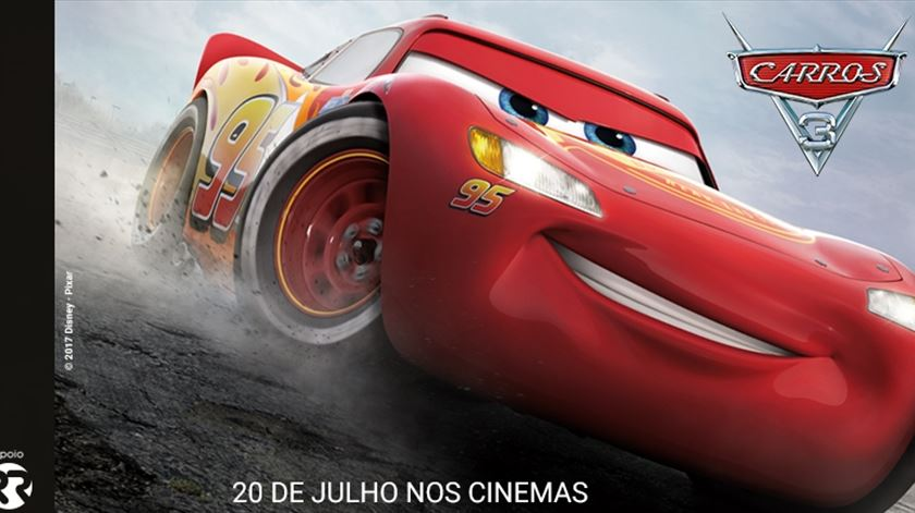 "Trailer de ""Carros 3"""