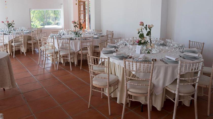 Banquetes de casamentos e congressos podem seguir regras dos restaurantes