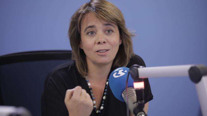 """Catarina Martins: """"Podemos diminuir horas de trabalho sem reduzir salário"""""""