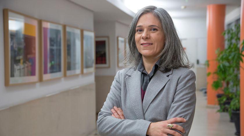 Catarina Maia, do INESC TEC, conhece como poucos o sistema de patentes em Portugal e na Europa. Foto: DR