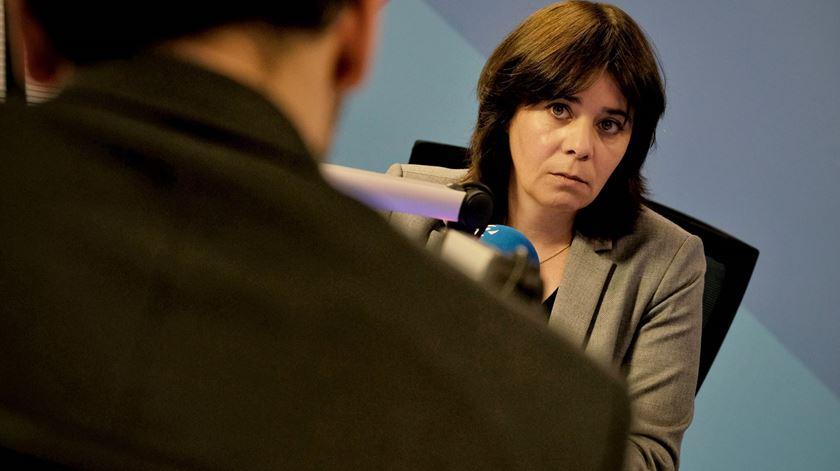 """Catarina Martins.""""É preciso responsabilizar as chefias que estão a minar a integração de precários"""""""