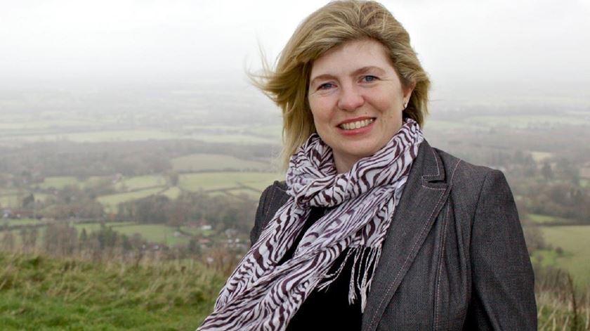 Maria Caulfield, vice-presidente do Partido Conservador para a inclusão das mulheres. Foto: Facebook