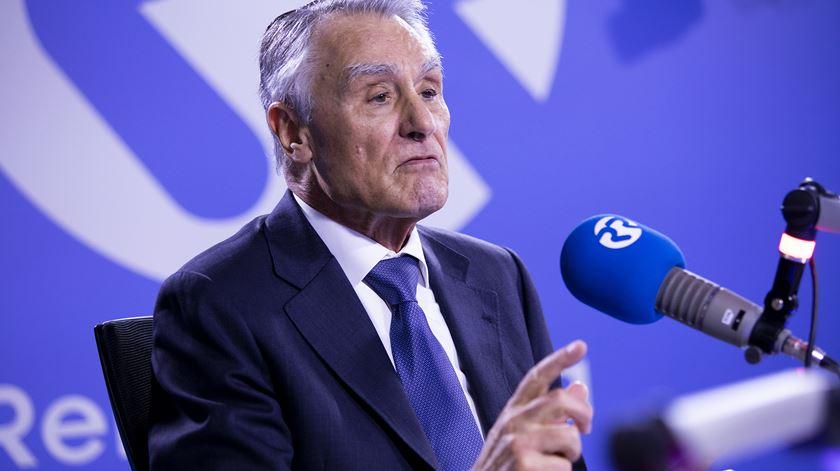 """Cavaco Silva. """"Forças europeístas podem ganhar de forma muito clara as eleições"""""""