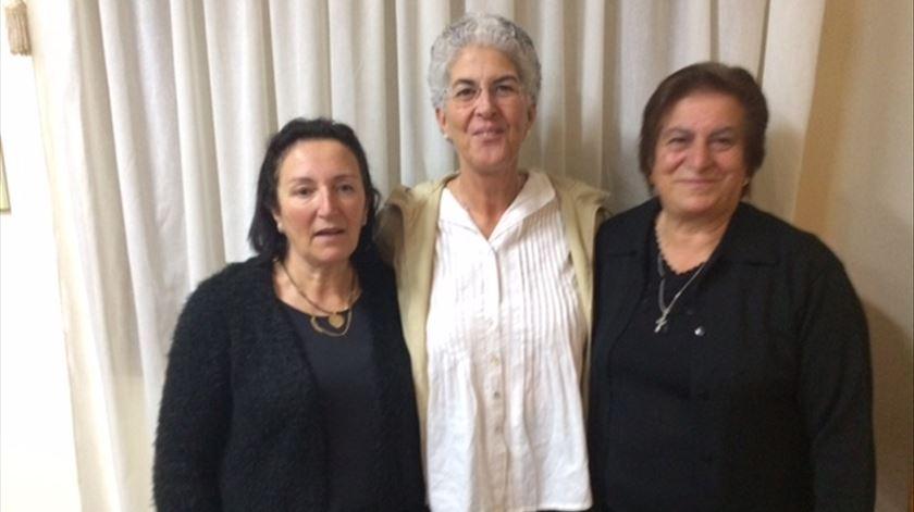 Aura Miguel convida mulheres de Caxinas - 05/11/2017