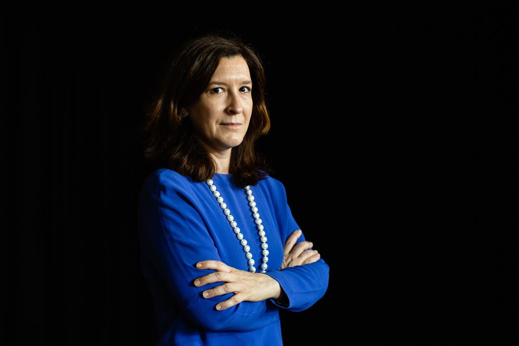 Cecília Meireles, do CDS. Foto: José Fernandes/Público