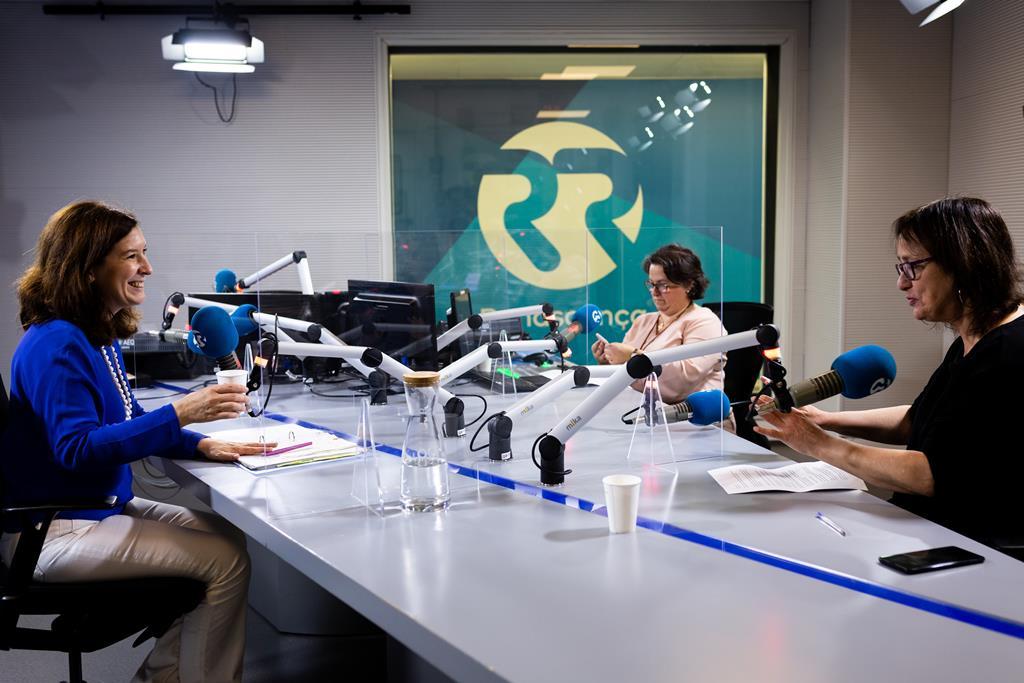 Cecília Meireles é a figura do CDS no processo Novo Banco. Foto: José Fernandes/Público