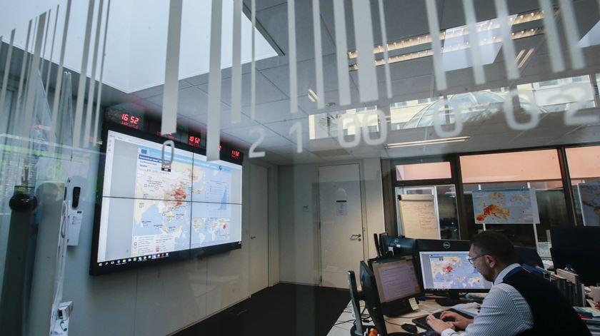 Bruxelas mobiliza-se contra a Covid-19