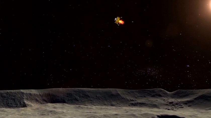 Missão espacial chinesa planta algodão na Lua