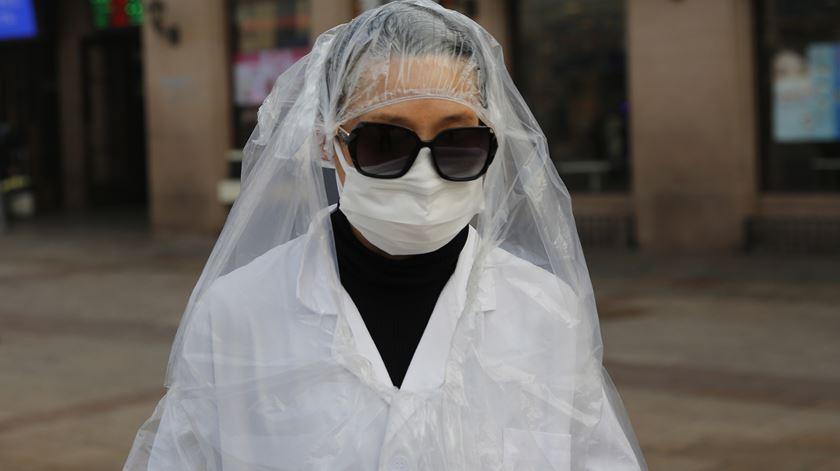 FMI admite que crescimento mundial desça por causa de coronavírus