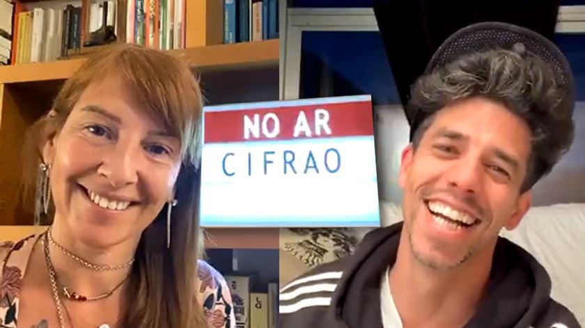 """Cifrão No Ar com Ana Galvão. """"80 mil pessoas a cantar"""