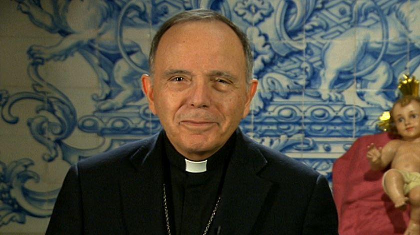 """Cardeal Patriarca: """"Neste Natal, façamos deste mundo a albergaria onde todos caibam"""""""