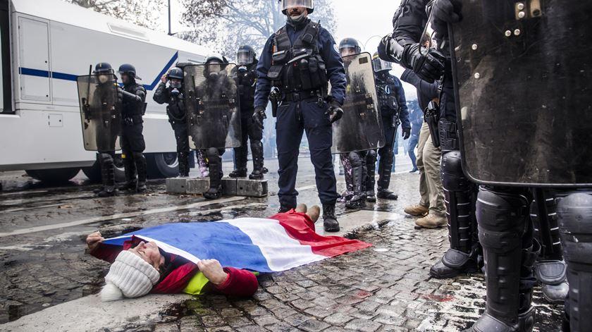 Foto: Christophe Petit Tesson/EPA