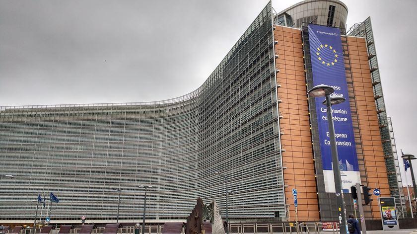 As Previsões Económicas de Outono foram publicadas esta quinta-feira, em Bruxelas. Foto: RR