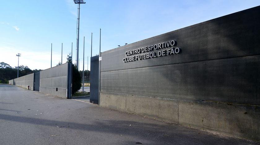 Complexo Desportivo de Fão foi adquirido pelo Sporting de Braga. Foto: Esposende Cup