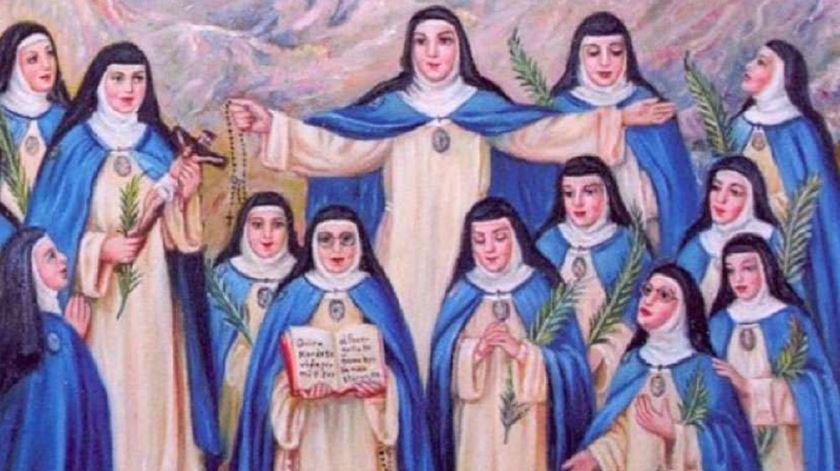 Irmãs Concepcionistas mártires. Imagem: Memoria Martirial ArchiMadrid