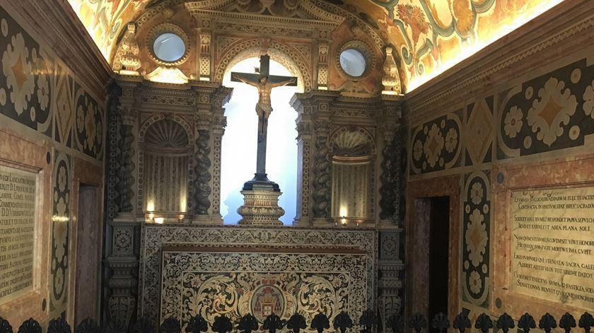 Convento São Pedro Alcântara. Foto: Liliana Monteiro/RR